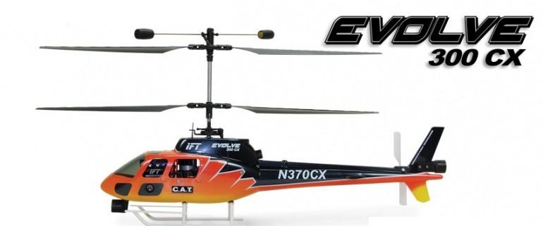 EVOLVE 300 CX