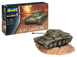 03317 REVELL 1/76 A-34 Comet Mk.1