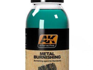 AK-0159 AK INTERACTIVE [WEATHERING] METAL BURNISHING FLUID