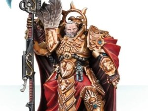 01-10 Captain-General Trajann Valoris Warhammer