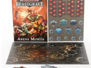 110-92 Warhammer Underworlds: Beastgrave – Arena Mortis (Italiano)