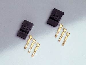 356658 Presa servo tipo Futaba 10 pz FullPower