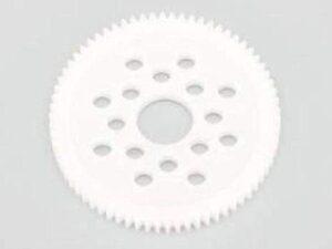3RAC-SG4872 48 Pitch Spur Gear 72T - 3Racing Corona