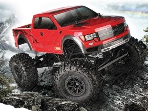 HP115118 CRAWLER KING FORD RAPTOR RTR 1/10 COMPLETO