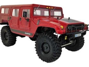 BB70677 Bull Hammer 1/10 4WD SCALER RTR PRO ROSSO