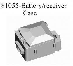 81055 ATHENA RK Battery/receiver case