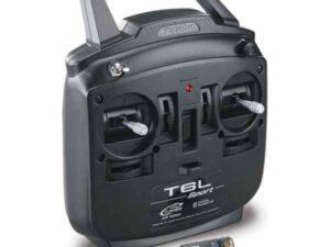 444609 TX 6L R3106GF Futaba 6L 2.4Ghz T-FHSS Mode2 + rx R3106FG Radiocomando