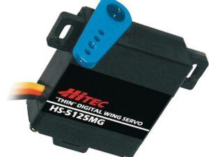 35125S HS 5125MGBB Slim Wing 3,5 kg*cm HITEC