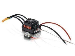 HW30107100 QuicRun ESC WP10BL60 Brushless 60A Sensorless 1/10 Hobbywing