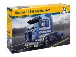 3910 1/24 Scania 143M Topline 4x2 ITALERI