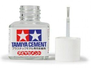 87003 Cement Liquido 40 ml TAMIYA