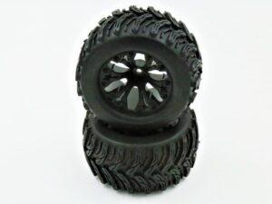 BBH98086 Ruote complete BlackBull