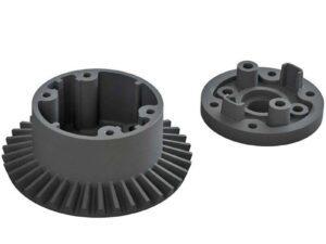 AR310872 ARAC4022 Scatola differenziale con ingranaggio 37T Arrma