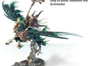 71-13 Easy to Build: Reikenor the Grimhailer Warhammer