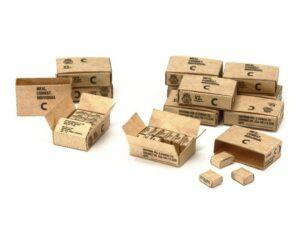 12685 1/35 U.S. MCI Cartons Vietnam War TAMIYA