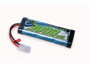500608224 7,2V/3000mAh NiMH Race Battery TAM