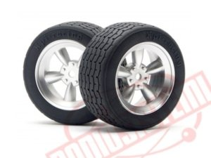 HP4793 Solo GOMME TIPO D VINTAGE 26MM HPI-RACING