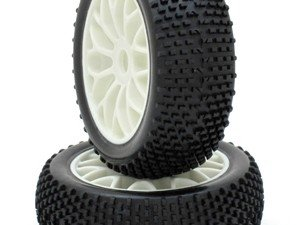 674902W 1/8 Buggy Y Wheel Tire Set (2 pcs) KINGTAIR RK