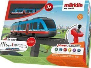 29307 My world Confezione di avvio Airport Express Ferrovia Soprelevata Marklin