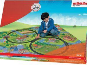 """72210 My World Tappetino per il gioco """"Ferrovia"""" Marklin"""