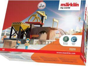 72211 My World Stazione di carico merci Marklin