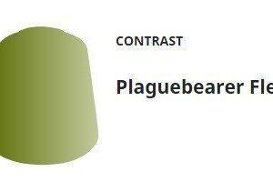29-42 CONTRAST Plaguebearer Flesh Citadel